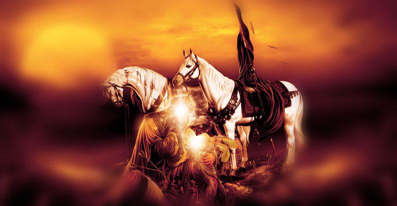 Hz. Hüseyin Efendimizin Muhteşem Sırrı