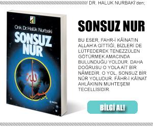 Sonsuz Nur, Dr. Haluk Nurbaki